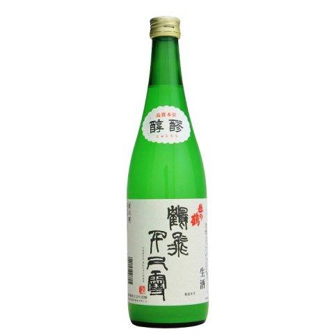 鶴飛千尺雪(つるはとぶせんじゃくのゆき)にごり生酒<br>【720ml】