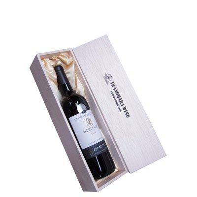 岩の原ワイン贈答用木箱(1本入)