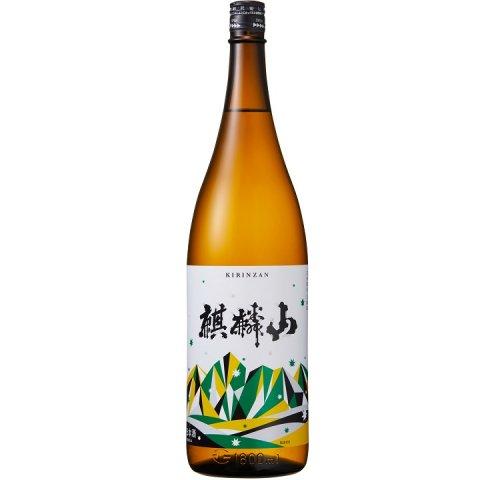 麒麟山 伝統辛口<br>【1800ml】