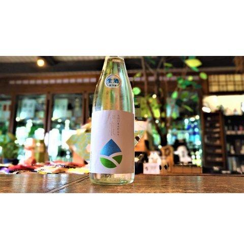 久比岐 和希水 純米生酒<br>【720ml】
