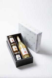 もらってうれしいジュースとジャムのギフトセット : ギフト プレゼント 贈り物 贈答品 手土産 お歳暮 お中元