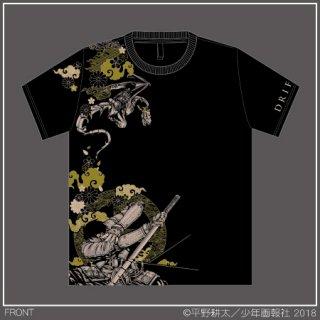 「ドリフターズ」龍夫Tシャツ