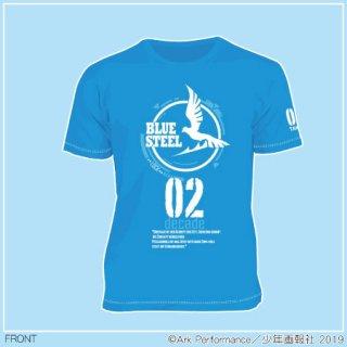 「蒼き鋼のアルペジオ」重巡タカオ10周年記念Tシャツ