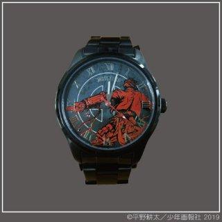 「ドリフターズ」捨てがまり腕時計