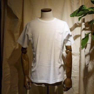 【RIDING HIGH】吊り編みTシャツ/ホワイト