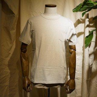 【RIDING HIGH】吊り編みTシャツ/オートミール