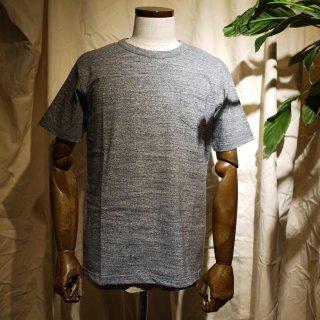 【RIDING HIGH】吊り編みTシャツ/チャコールグレー