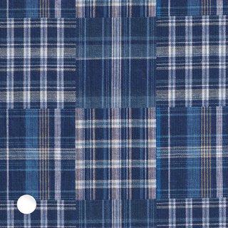 二重織ブルー
