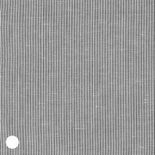 綿麻ブラックストライプ