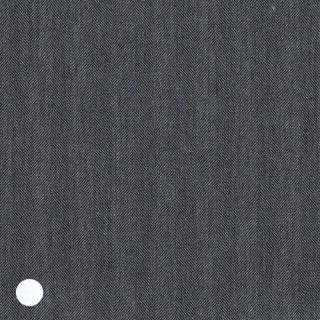 綿ウールダークグレーヘリンボーン