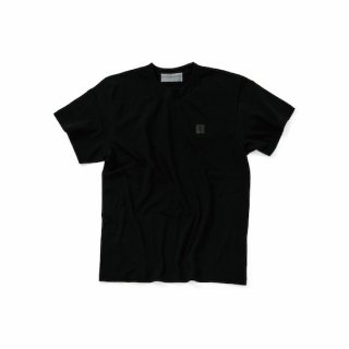 S/S crew neck T embroied