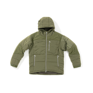 Tactical Puffy Parka