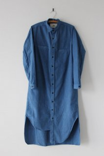 OUTIL | CHEMISIER CHIS (BLUE)