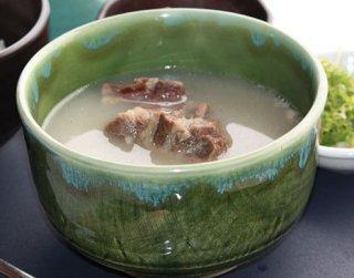KOMA特製コムタンスープ