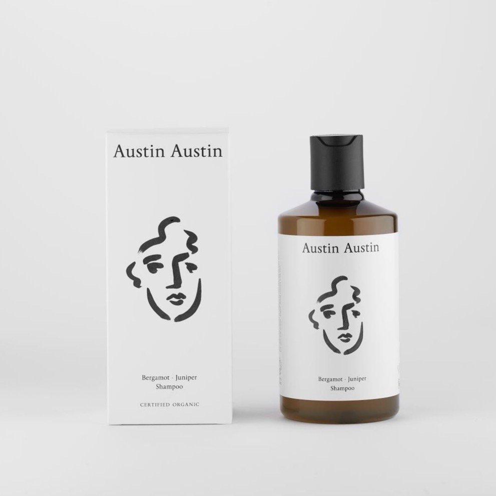 Austin Austin<br>bergamot & juniper shampoo