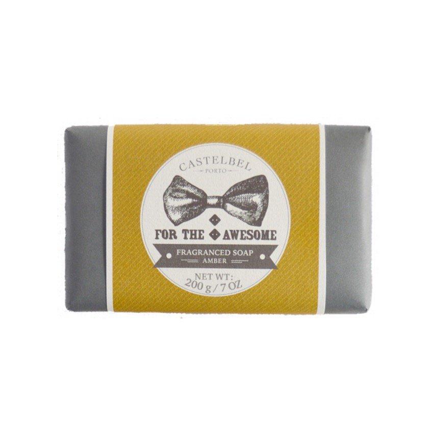CASTELBEL soap<br>amber