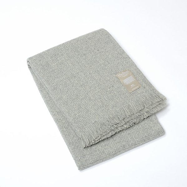 Mantecas by Burel factory<br>wool blanket CANASTRA
