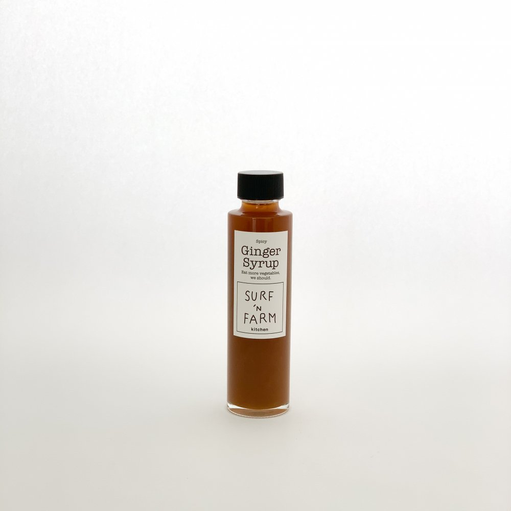 45epices 有元くるみ<br>ginger syrup