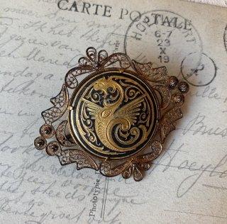 Vintage dragon brooch<img class='new_mark_img2' src='https://img.shop-pro.jp/img/new/icons47.gif' style='border:none;display:inline;margin:0px;padding:0px;width:auto;' />