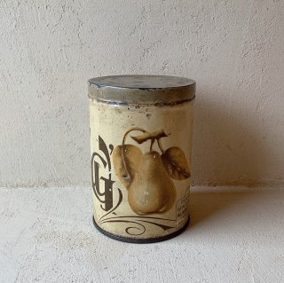 Vintage can (pear)<img class='new_mark_img2' src='//img.shop-pro.jp/img/new/icons47.gif' style='border:none;display:inline;margin:0px;padding:0px;width:auto;' />