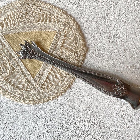 Antique ice tongs