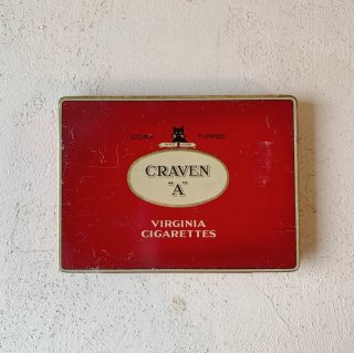 Craven A cigarettes case<img class='new_mark_img2' src='//img.shop-pro.jp/img/new/icons47.gif' style='border:none;display:inline;margin:0px;padding:0px;width:auto;' />