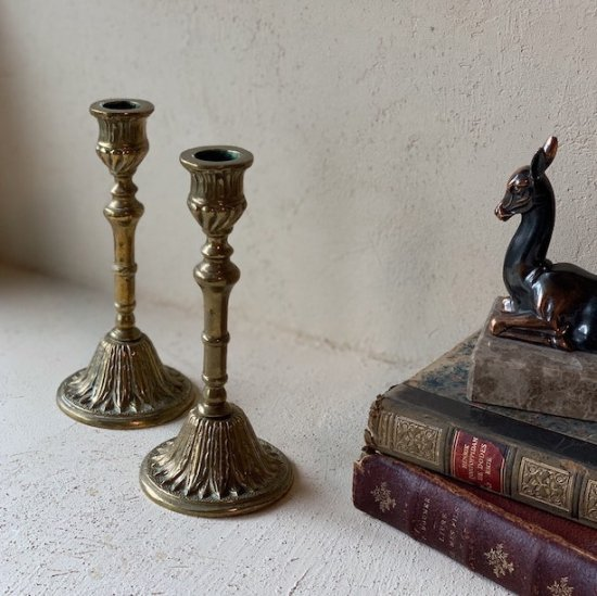 Antique candle stand.a