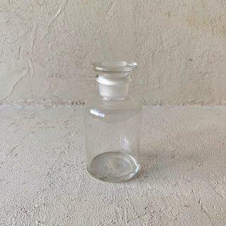 Vintage medicine bottle.e
