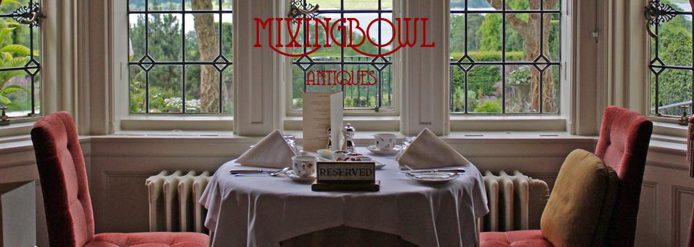 mixing bowl Antiques