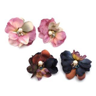 october flower ピアス:zoule(ゾーラ)