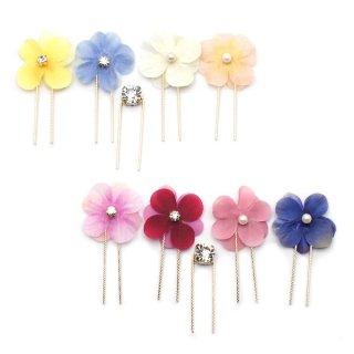 tear flower ミニUピンセット:zoule(ゾーラ)