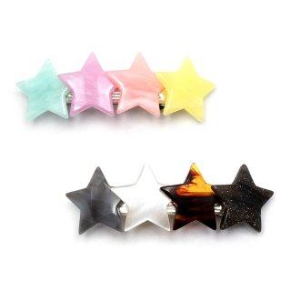 range stars ヘアバレッタ:gargle(ガーグル)