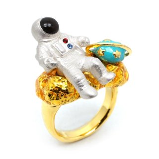 宇宙飛行士 リング:gargle(ガーグル)