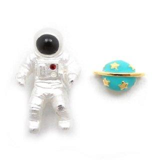 宇宙飛行士 ピアス:gargle(ガーグル)