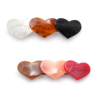 range heart バレッタ:gargle(ガーグル)