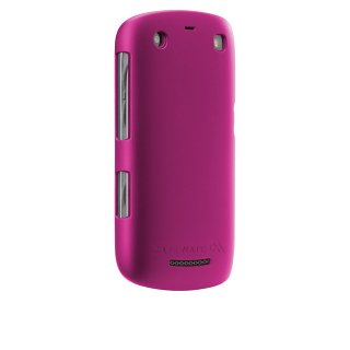 【スリムハードケース】 BlackBerry Curve 9350/9360/9370 Barely There Case Matte Hot Pink