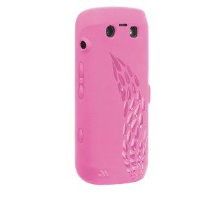 【シンプルなソフトケース】 BlackBerry Torch 9850/9860 Safe Skin Emerge Pink