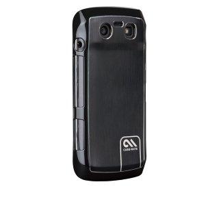 【金属調のハードケース】 BlackBerry Torch 9850/9860 BT Case - Brushed Aluminum Black