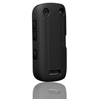 【衝撃に強いケース】 BlackBerry Curve 9380 Hybrid Tough Case Black/Black