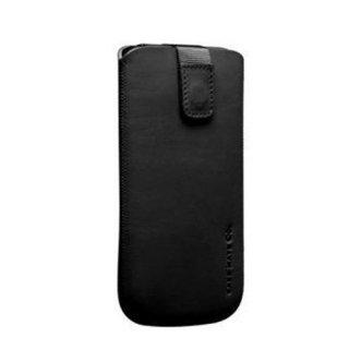 【本革製スリーブタイプケース】 Case-Mate BlackBerry Bold 9900 Signature Small Pouch Black