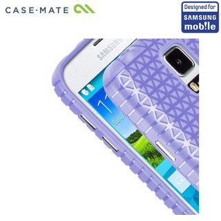 【TPU製ソフトケース】 Samsung GALAXY S5 SCL23/SC-04F Emerge Case Purple