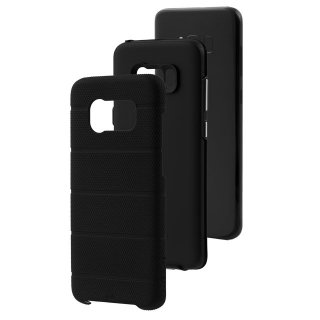 【Galaxy S8+ 2層構造でしっかりと保護】 Galaxy S8+ SC-03J/SCV35 Hybrid Tough Mag Case Black / Black