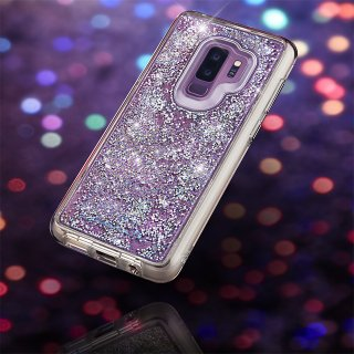 【Galaxy S9専用 CaseMate No.1ケース】Galaxy S9 SC-02K/SCV38 Waterfall - Iridescent