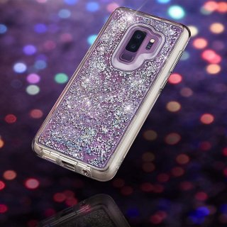 【Galaxy S9+専用 CaseMate No.1ケース】Galaxy S9+ SC-03K/SCV39 Waterfall - Iridescent
