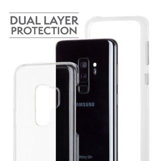 【Galaxy S9+専用 耐久性バツグンのシンプルなケース】Galaxy S9+ SC-03K/SCV39 Naked Tough - Clear