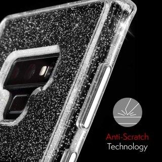 【クリスタルのきらめきが美しい】Galaxy Note9 Sheer Crystal-Clear