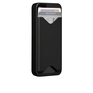 【ICカードが収納可能なハードケース】 iPhone 4S/4 ID Case Matte Black