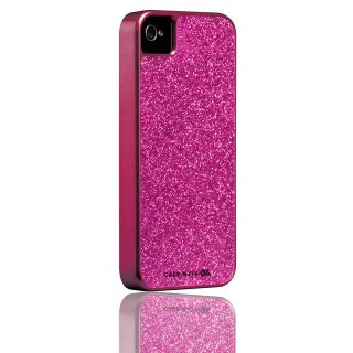 【キラキラ輝くハードケース】 iPhone 4S/4 Barely There Glam Case Hot Pink