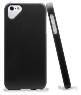 iPhone 4S/4 対応ケース Simple Case, Matte Black