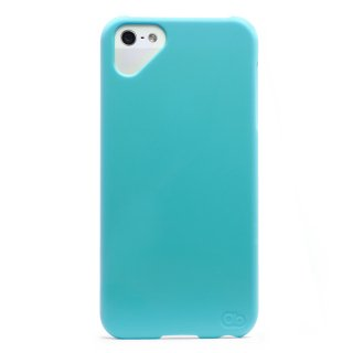 iPhone 4S/4 対応ケース Simple Case, Crystal Blue